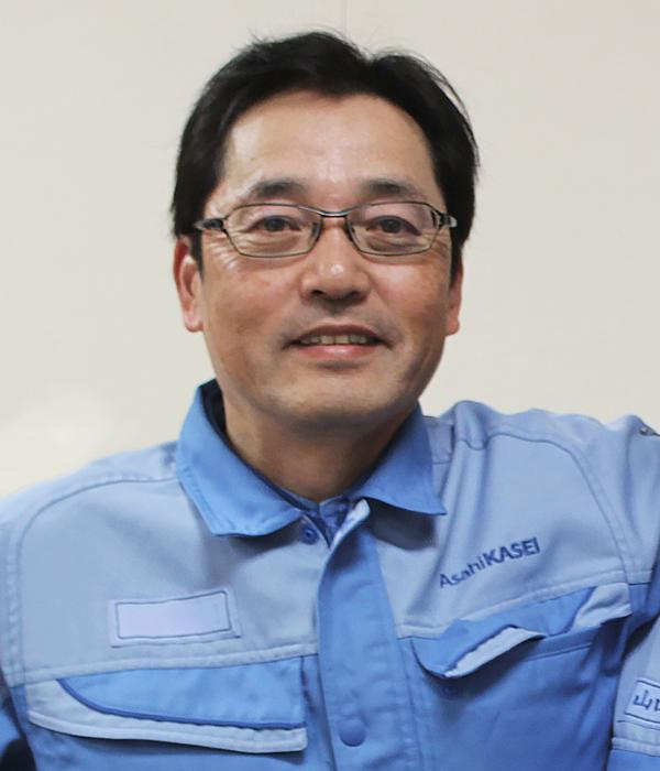 川崎製造所 設備管理部長