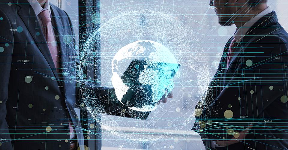 グローバル対応など成長が続く市場。
